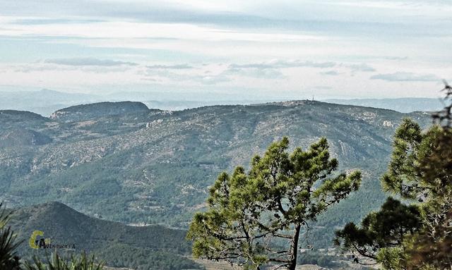 Monte Mollet y La Peña