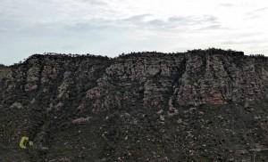 Peñas Altas-sierra Calderona