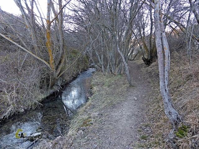Junto al río Camarena