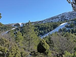 Pistas de esquí de Javalambre