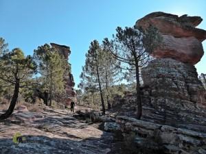 Formaciones rocosas curiosas