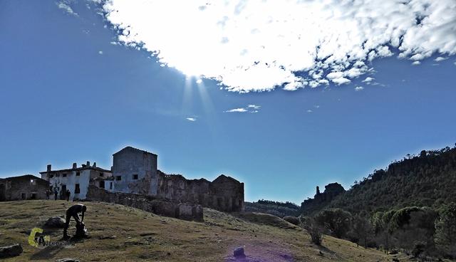 Casas de Arriba del Cañizar