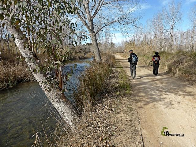 senderismo en Pedralba