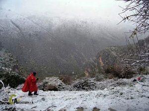 Barranco del Infierno en Fleix