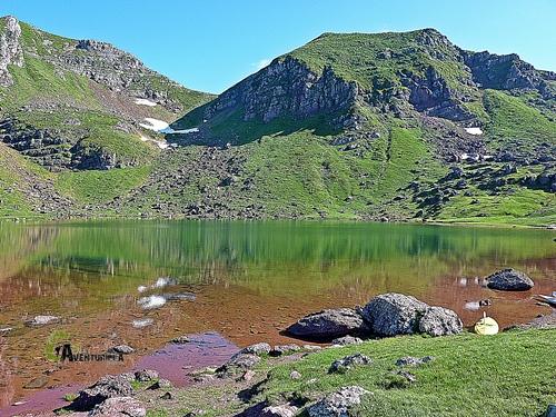 Lago de Arlet