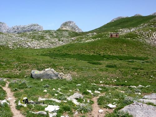 Refugio en Pirineos