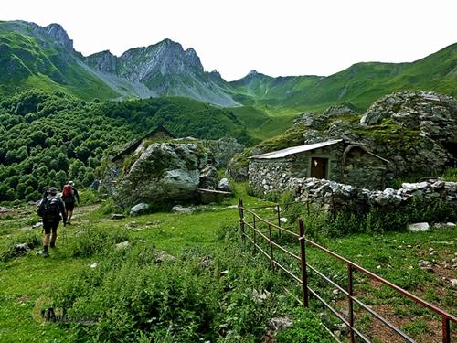 Cabanes d'Ansebère