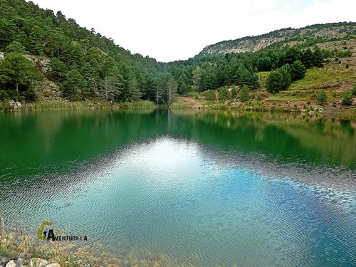 Laguna en Sierra de Gudar