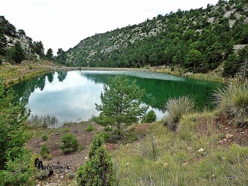 Laguna en Nogueruelas