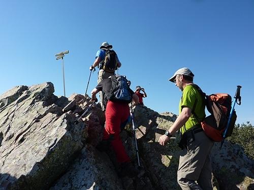 Cumbre del Espadán