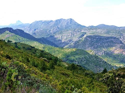 Vistas del Benicadell