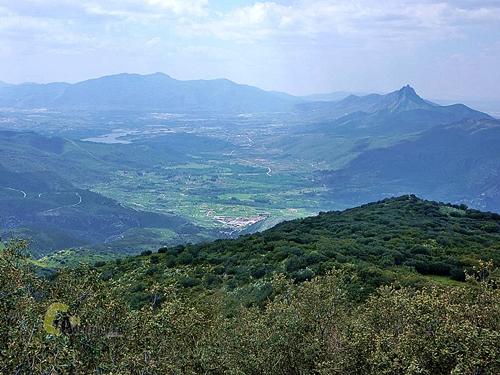 vistas desde la Safor