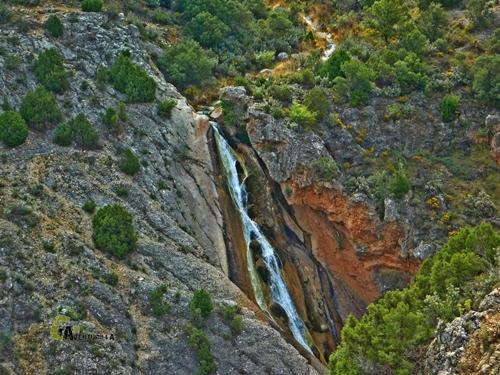 cascada de Riodeva
