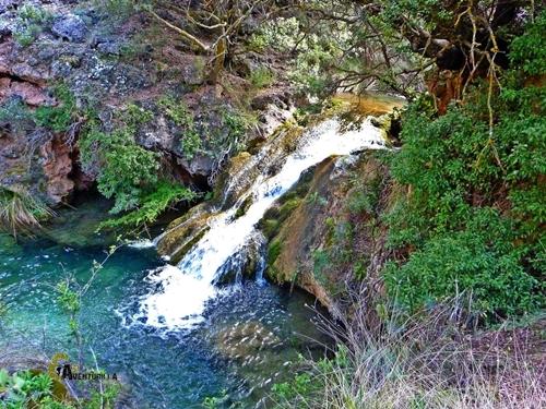 Cascada en el GR(