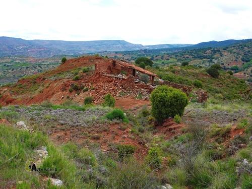 Ruinas en Riodeva