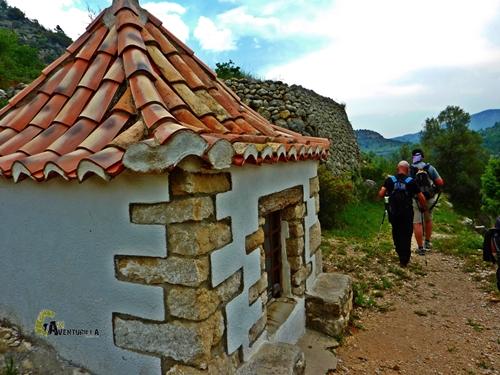 Capilla en Vallibona