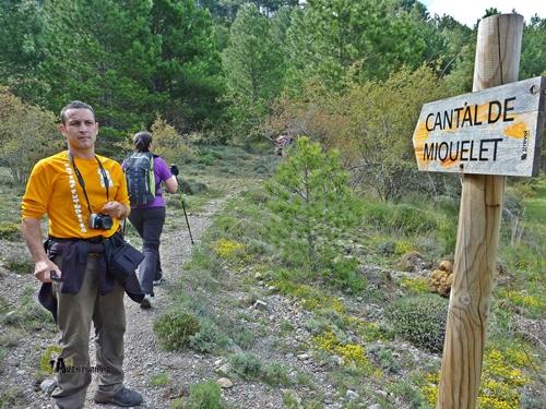 Desvío al Cantal de Miquelet