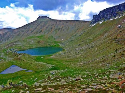 Lagunas y pico Urbión