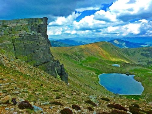 Cerca del pico Urbión
