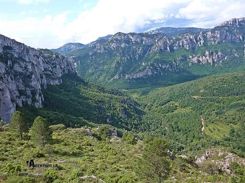 barranc de la Vall