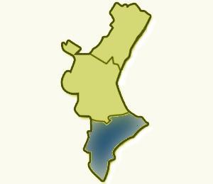 Rutas de Alicante