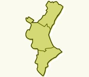 Rutas de la Comunidad Valenciana