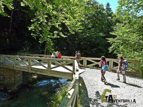 Puente en Ordesa