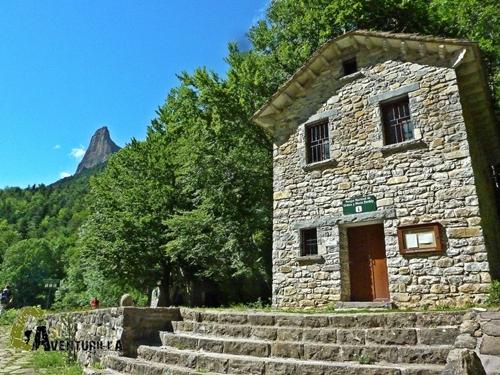 Oficina de información del Parque Nacional del Valle de Ordesa y Monte Perdido