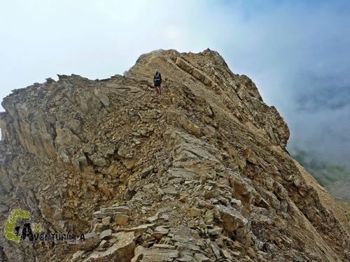 Cresta del Tendeñera