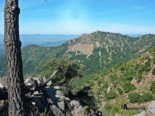 Sierra de Espadán. Pico Bellota