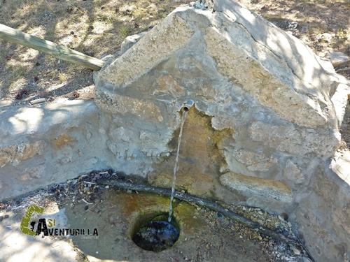 Fuente en Orihuela