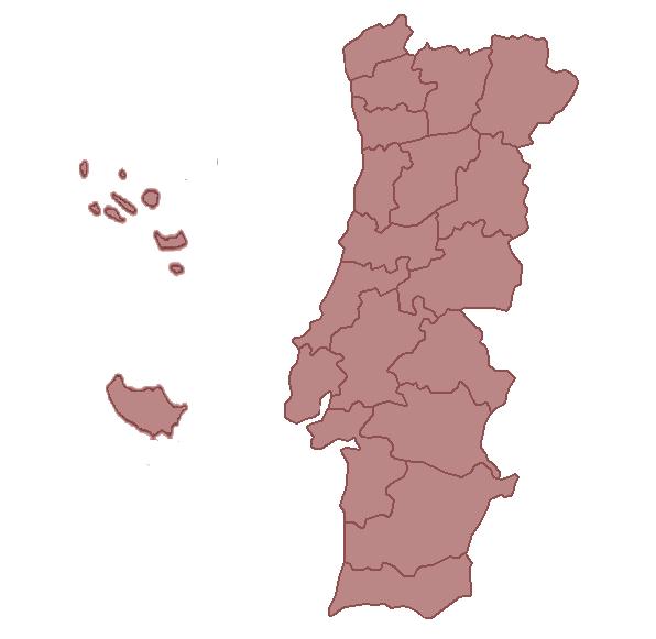 Rutas de senderismo en Portugal