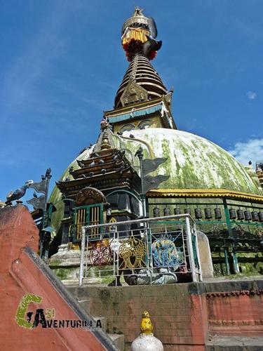 Estupa en Kathmandú
