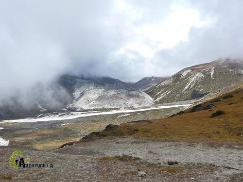 Glaciar Chola