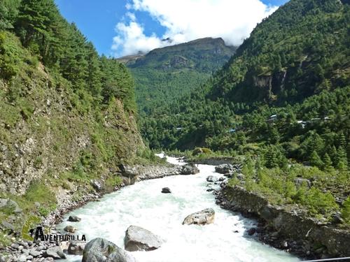 río Dudh Koshi Nadi