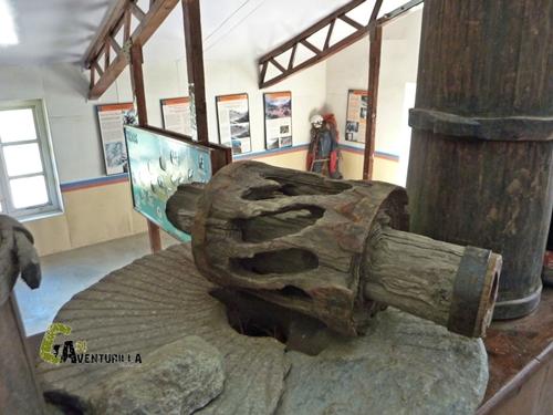 Centro de visitantes de Namche Bazar