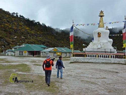 Escuela de Hillary en Nepal