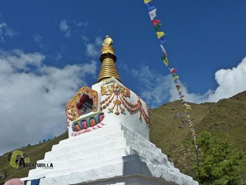 Estupa de Nepal