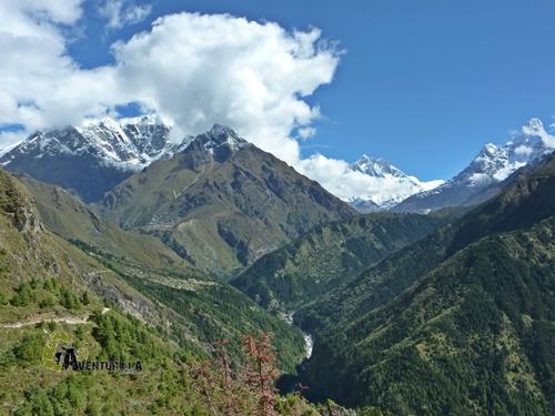 Paisaje de Nepal