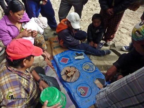Juegos de mesa en Nepal