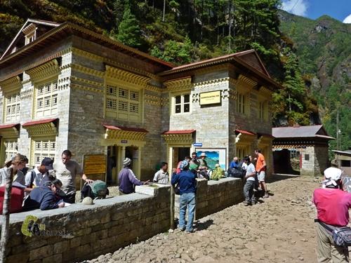 Control trekking en Nepal