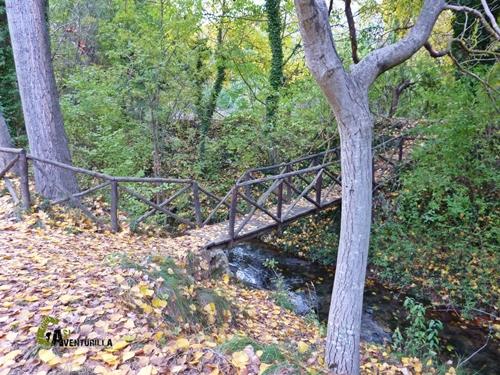 Ruta del río Bohilgues