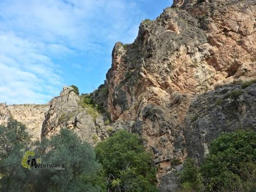 Entorno del río Bohilgues