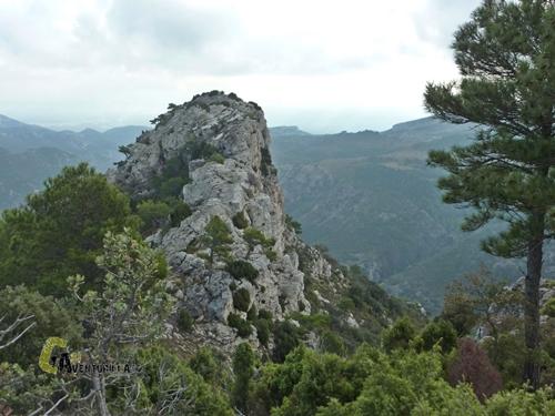 Peña de montaña