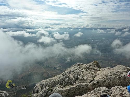 cima del Benicadell