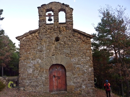 ermita de Santa Magdalena de les Tragines.