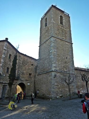 iglesia parroquial de Sant Llorenç