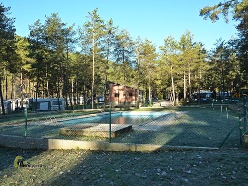 Camping L'Aigua d'Ora