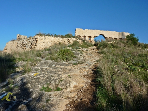 Construcción defensiva en Cullera