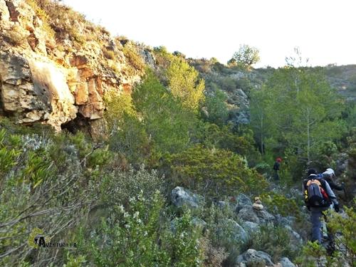 Cuevas en Pedralba